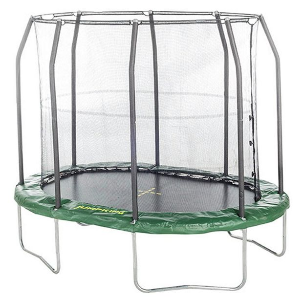 Buy Jumpking 7ft X 10ft Premium Oval Trampoline At Argos