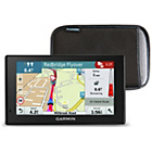 Garmin DriveSmart 50MLT-D 5 Inch Europe Lifetime Maps & Case