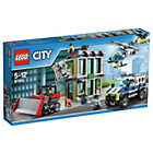 more details on LEGO City Bulldozer Break In - 60140.