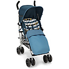 more details on Mamas & Papas Swirl 2 Pushchair Package - Navy.