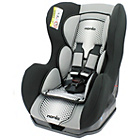 more details on Nania Groups 0+ - 1 Cosmo  First Pop Black Booster Car Seat.