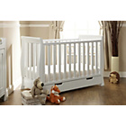 more details on OBaby Stamford Mini Cot Bed - White.