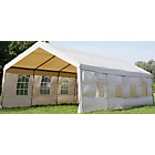 more details on The Collection 9x4m  Foldable Garden Marquee w/ Side Panels.