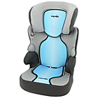 more details on Nania Groups 2-3 Befix SP First Pop Blue Booster Car Seat.