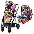 more details on Cosatto Wow Pram & Pushchair - Spectroluxe.