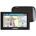 Garmin Drive 50LM 5 Inch Europe Lifetime Maps & Case