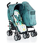 more details on Cosatto To & Fro Duo Stroller - Fjord.