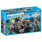 more details on Playmobil 6627 Dragon Knights' Fort.
