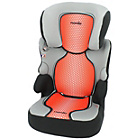 more details on Nania Groups 2-3 Befix SP First Pop Red Booster Car Seat.