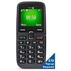 more details on EE Doro 5030 Mobile Phone - Black.