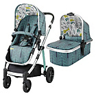 more details on Cosatto Wow Pram & Pushchair - Fjord.