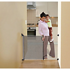 more details on Dreambaby Retractable Gate - Grey (Fits Gaps up to 140cm).