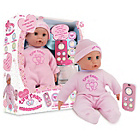 more details on Tiny Tears Interactive Doll with Baby Monitor.