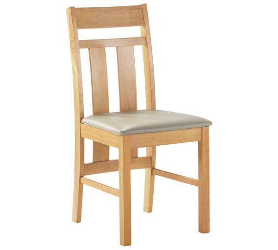 Buy Heart Of House Castleton Pair Of Solid Wood Chairs At Your Online Shop For