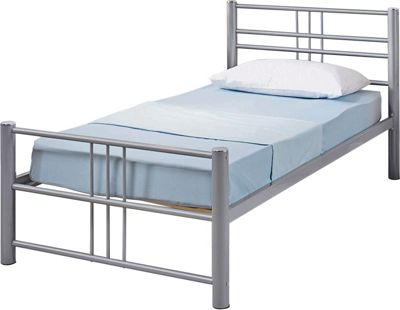 Image Result For Metal Frame Beds Argos