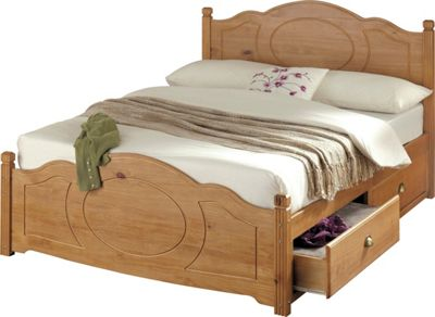 Space Saver Bed Frame