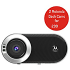 Motrola MDC100 2.7 Inch Full HD Dash Cam - Black