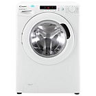 more details on Candy CS492D3W 9KG 1400 Spin Smart Touch Washing Machine.