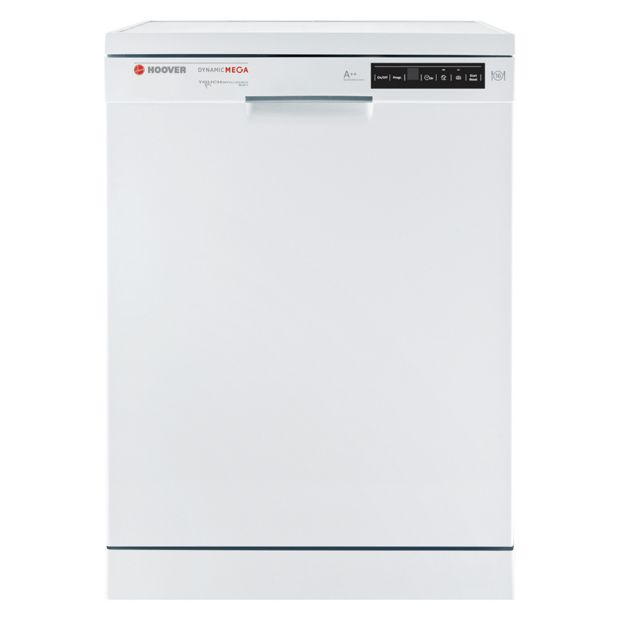 Buy Hoover HDP2D62W Dishwasher White At