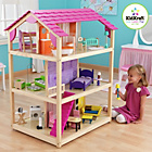 more details on So Chic Doll House With 50 Pieces of Furniture.