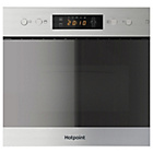 more details on Hotpoint MN314IXH Built-in Microwave - Stainless Steel.