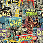more details on Dr Who Comic Wallpaper.