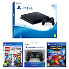 more details on PS4 500GB, LEGO® Harry Potter, Minecraft Story Mode Bundle.