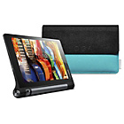more details on Lenovo Yoga Tab 3 8 Inch 16GB Tablet with case – Black.