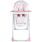 more details on My Babiie Katie Piper MBHC8BU Pink Butterfly Highchair.