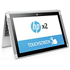 more details on HP X2 10.1 Inch 4GB 500GB & 64GB SSD 2-in-1 Laptop - Silver.