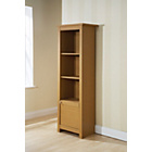 more details on Fuse Tall Display Cabinet - Oak.