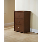 more details on Fuse 3 Drawer Media Storage Unit - Walnut.