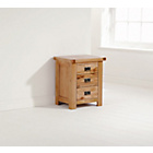 more details on Marvin Bedside Table - Natural Oak.