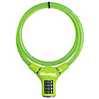 more details on Master Lock 90cm 3 Digit Cable Lock - Green.