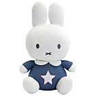 more details on Miffy Soft Toy - Denim Blue.