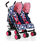 more details on Coasatto Supa Dupa Go Magic Unicorns Double Stroller.