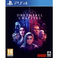 Dreamfall Chapters: The Longest Journey Video Game for PS4