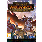 more details on Total War: Warhammer Old World Edition PC Game.