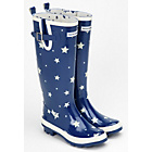 more details on Emma Bridgewater Women's Tall Starry Skies Wellies - Size 3.