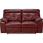 more details on Living Cameron Prem Leather Rec Large Sofa-Chest
