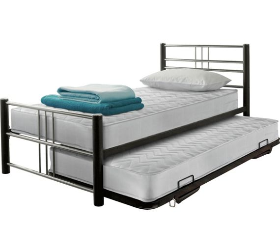 Buy Home Atlas Guest Bed Black At Your Online Shop For Guest Beds Beds Bedroom