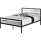 more details on Isaac Double Bed Frame - Black.
