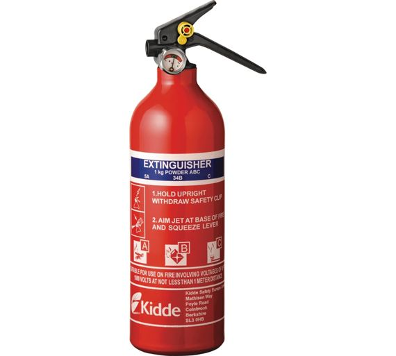 Buy Kidde Fire Extinguisher 1kg At Your Online Shop For Fire Extinguishers And
