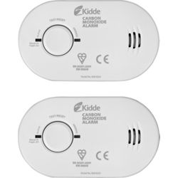 2-Pack Kidde Carbon Monoxide Basic Alarm
