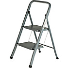 more details on Simple Value Range 2 Step Steel Ladder.