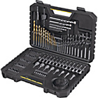 more details on Stanley 100 Piece Drill Bit Set.