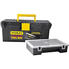 more details on Stanley 16 Inch Tool Box and Organiser.
