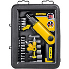 more details on Stanley 25pc Ratcheting Screwdriver Kit.