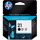 more details on HP 21 Black Inkjet Print Cartridge.