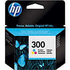 more details on HP 300 Tri-colour Ink Cartridge.